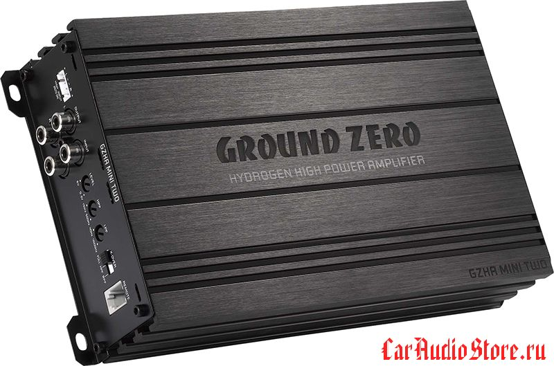 Ground Zero GZHA Mini Two