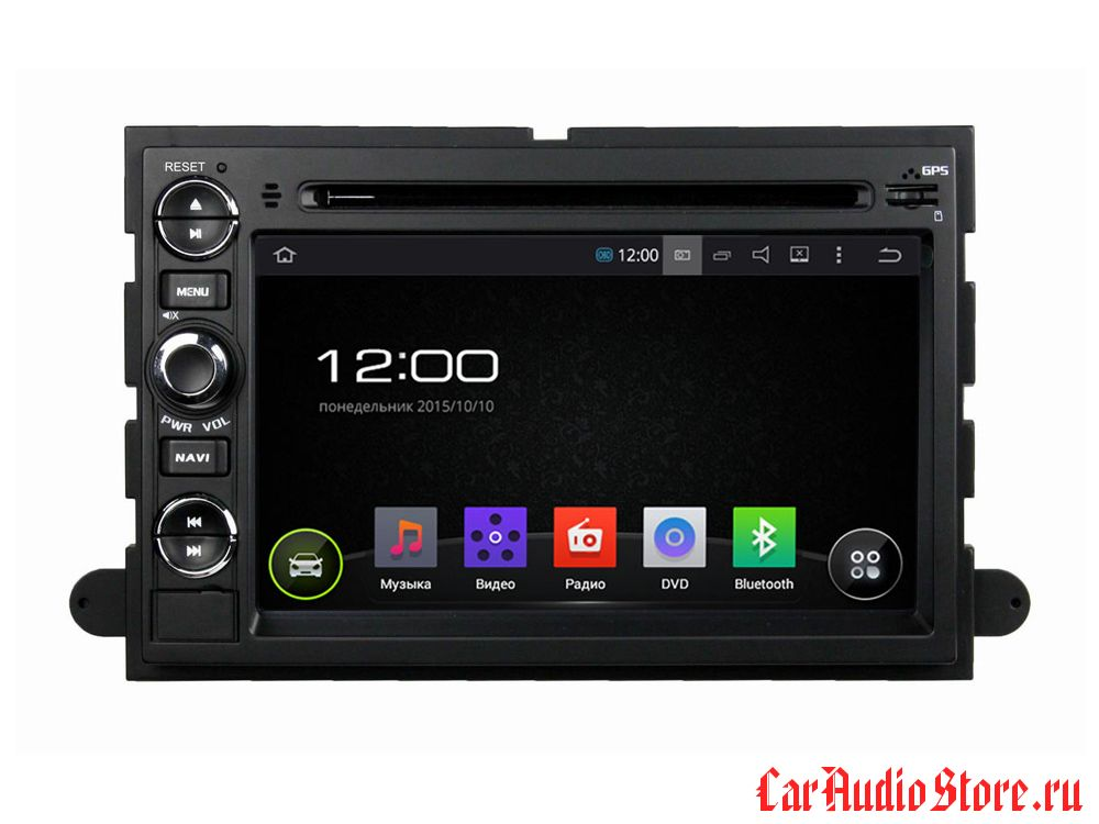 FarCar s130 для Ford Fusion, Explorer, Expedition, Mustang на Android (R148)
