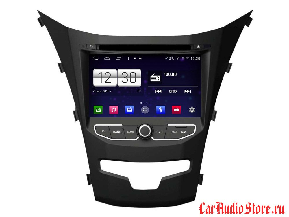 FarCar s160 для Ssang Yong Actyon на Android (m355)