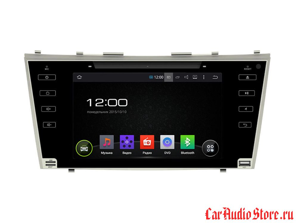 FarCar s130 для Toyota Camry на Android (R064BS)
