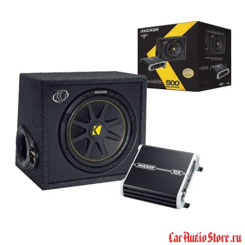 Kicker KKP210 KickPack