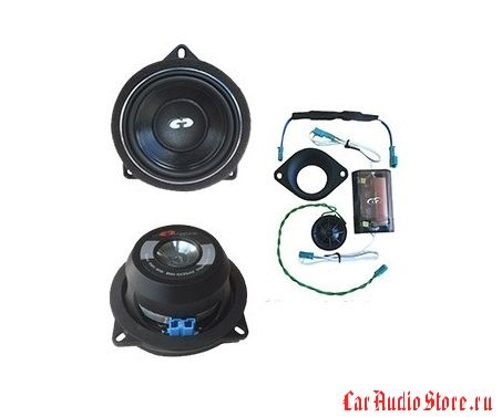 CDT Audio BM4-Kit3 Gold