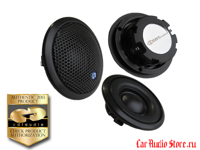 CDT Audio HD-1/BL