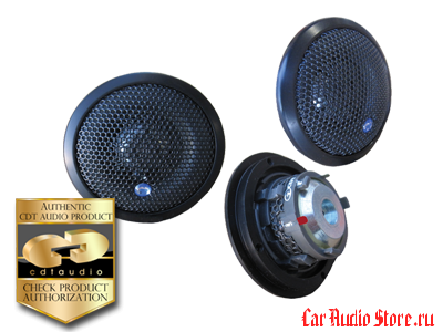 CDT Audio HD-1A/BL