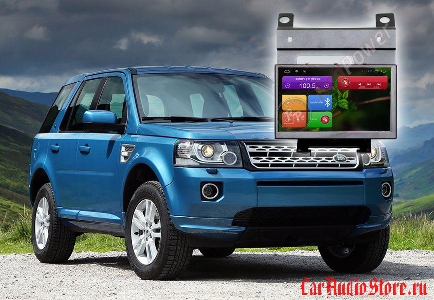 Redpower 21023B HD Land Rover Freelander 2 (2006-2013) Для авто без экрана