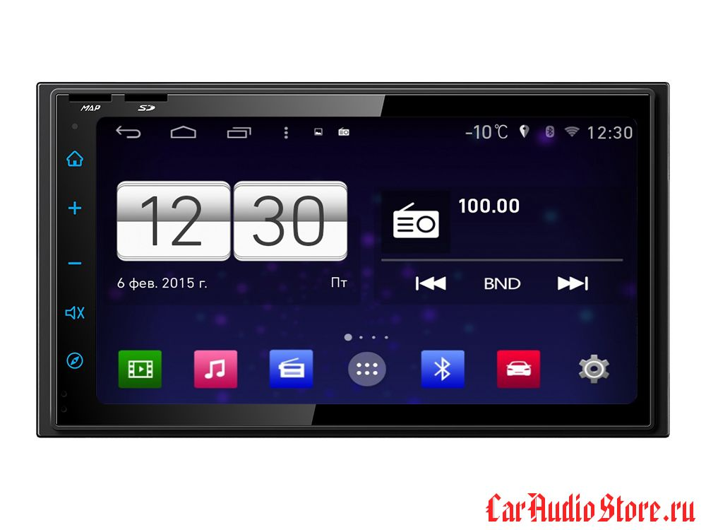 FarCar s160 Universal на Android (m807-1)