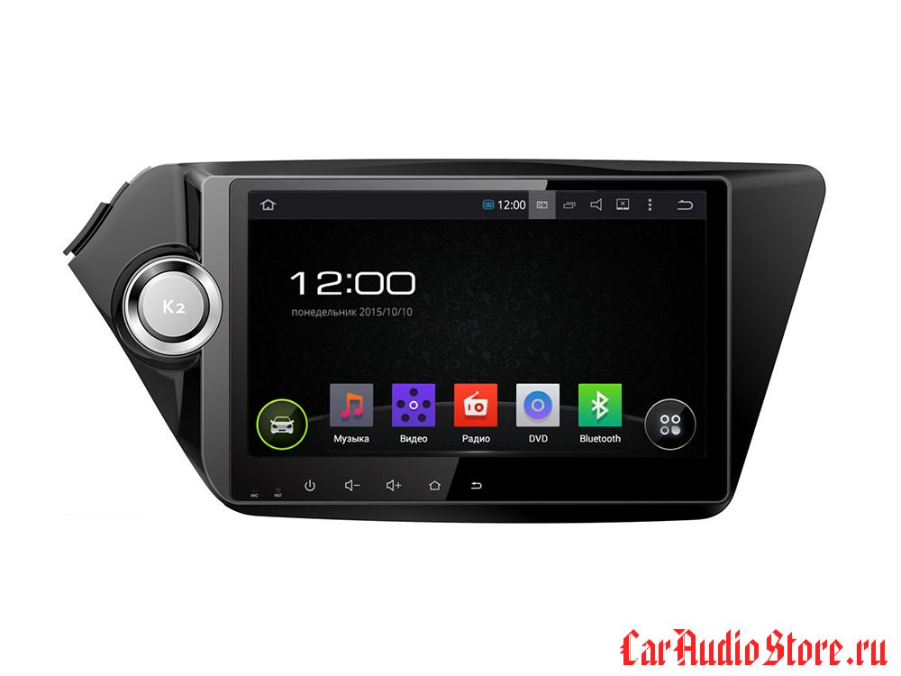 FarCar s130 для Kia Rio на Android (R106BS)
