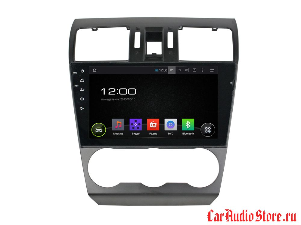 FarCar s130 для Subaru Forester,XV 2013-2015 на Android (R901)