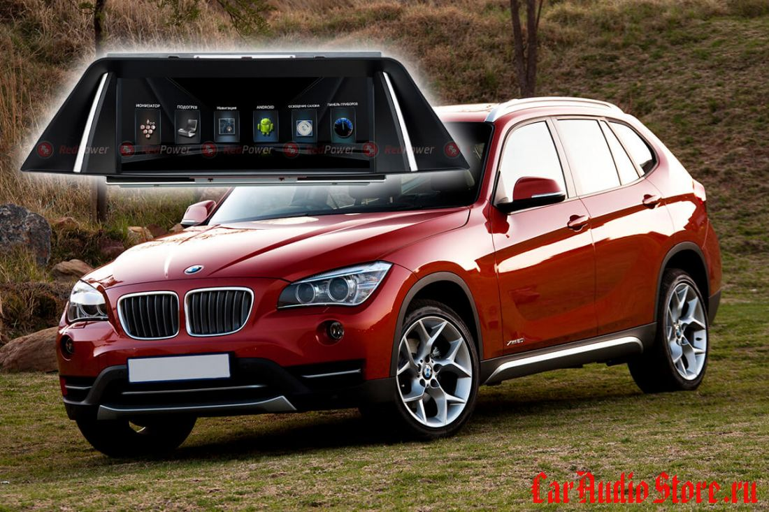 RedPower 21100B BMW X1  (2009-2015)
