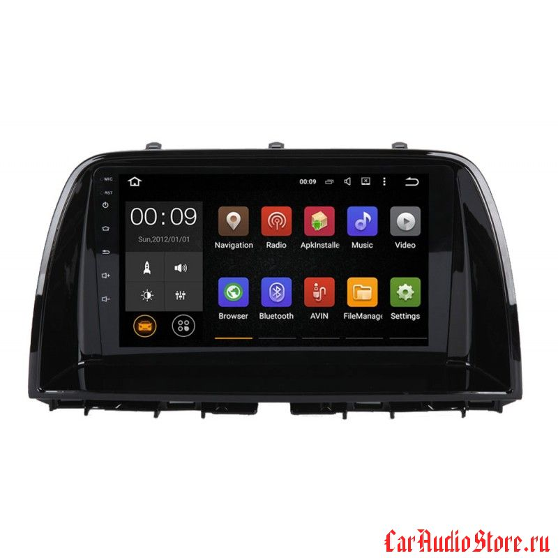 Roximo 4G RX-2410 для Mazda CX-5 (Android 6.0)