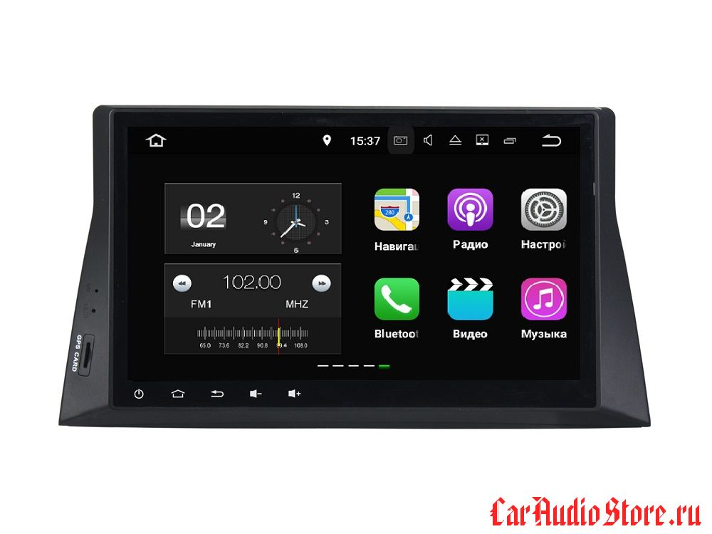 FarCar s130+ для Honda Accord 8 (2008-2012) на Android (W051)