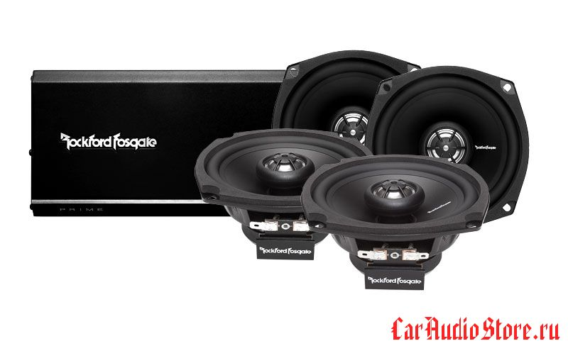 Rockford Fosgate R1-HD4-9813