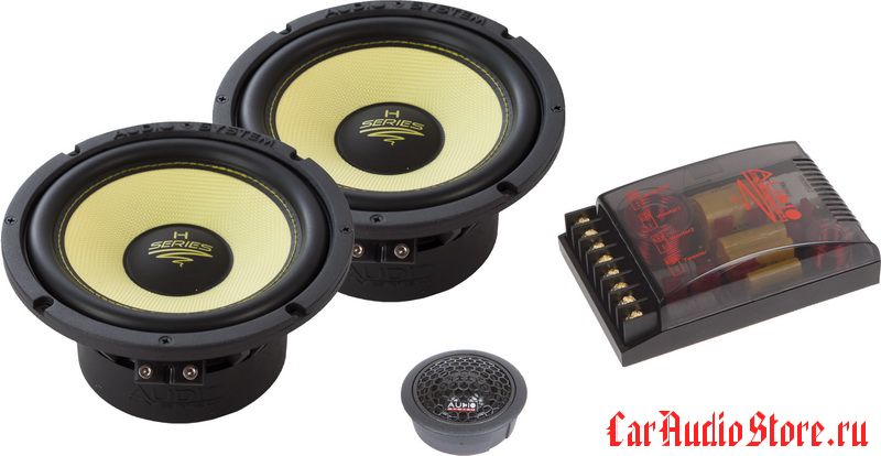 Audio System H165-4 EVO