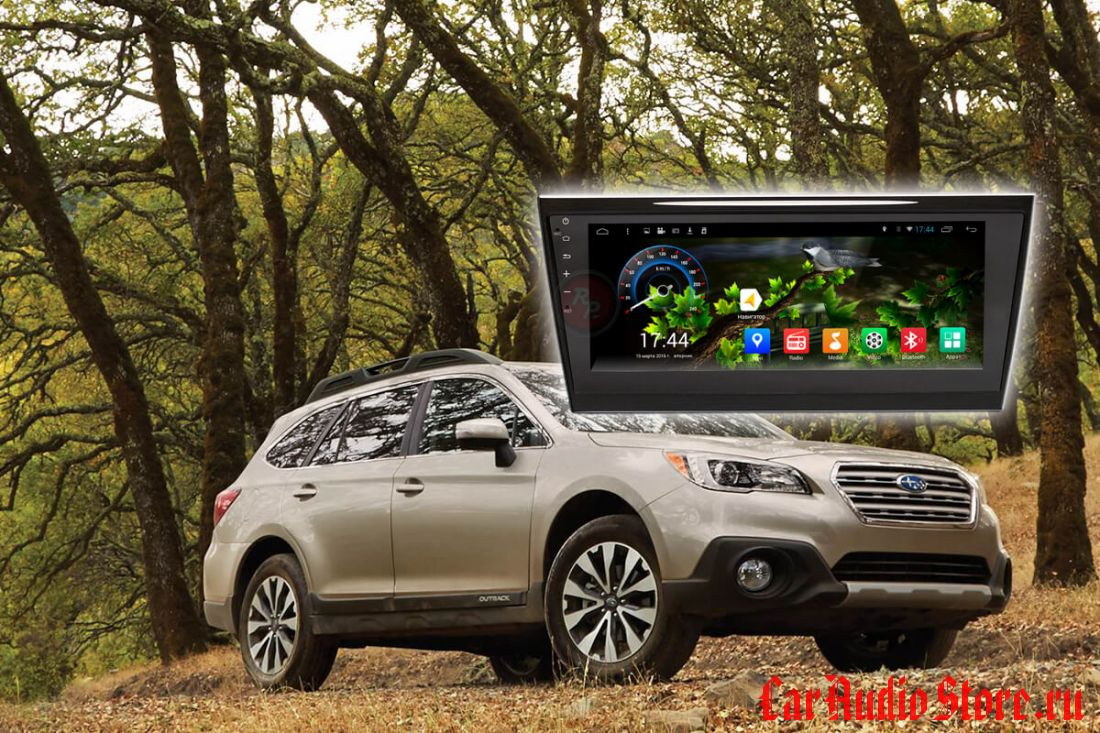 Redpower 31563 IPS Subaru Outback 2017+